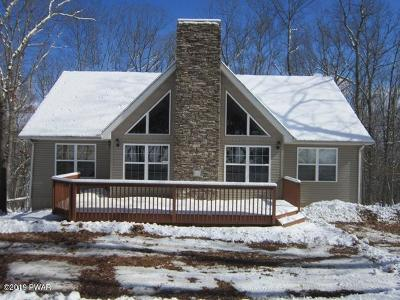 Lackawaxen Single Family Home For Sale: 240 Upper Independence Dr