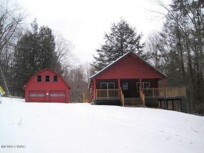 Wayne County Single Family Home For Sale: 56 Upper Cross Rd
