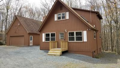 Lords Valley PA Single Family Home For Sale: $172,500