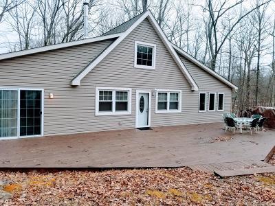 Lackawaxen Single Family Home For Sale: 213 Powderhorn Dr