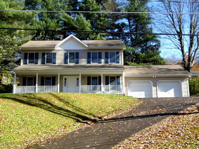 Honesdale Single Family Home For Sale: 19 Sunset Ave