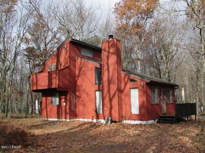 Lords Valley PA Single Family Home For Sale: $89,000
