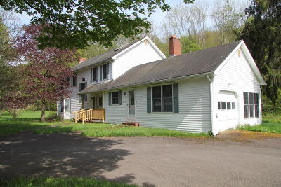 Wayne County Single Family Home For Sale: 190 Shadigee Creek Rd