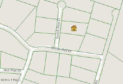Dingmans Ferry Residential Lots & Land For Sale: 835 Scotch Pine Ct
