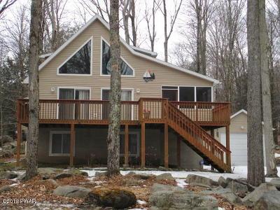 Lake Ariel Single Family Home For Sale: 1091 Beaver Lake Dr