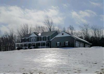 Wayne County Single Family Home For Sale: 559 Boyds Mills Rd