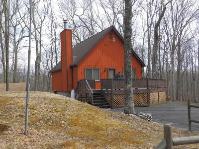 Dingmans Ferry PA Single Family Home For Sale: $103,900