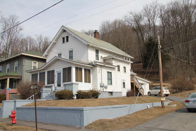 Honesdale Multi Family Home For Sale: 225 Willow Ave