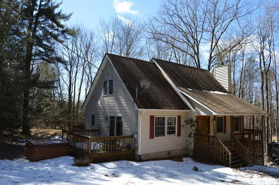 Paupack Single Family Home For Sale: 105 Arbutus Dr