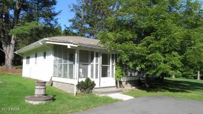 Lake Huntington Single Family Home For Sale: 22 Co Rd 116
