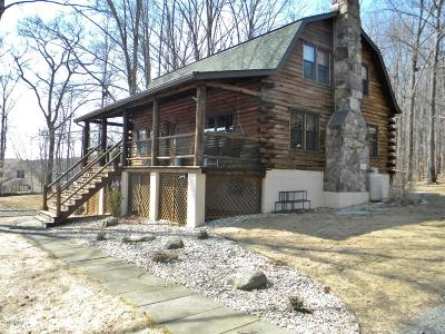 Lakeville PA Single Family Home For Sale: $325,000