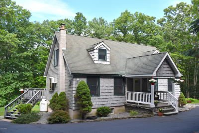 Hawley Single Family Home For Sale: 134 Deer Run