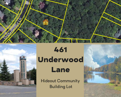 Hideout Residential Lots & Land For Sale: 461 Underwood Ln