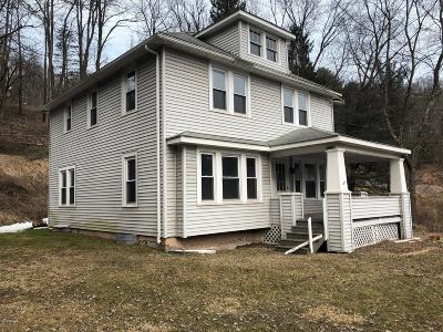 Honesdale Single Family Home For Sale: 705 W Park St