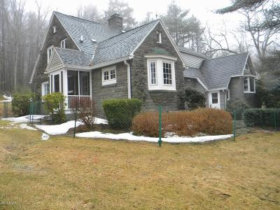 Paupack Single Family Home For Sale: 526 Pa-507