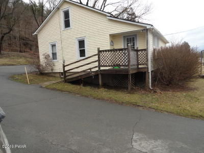 Milford Single Family Home For Sale: 437 Rt 6 & 209