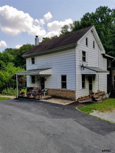 Single Family Home For Sale: 2118 Craley Rd.