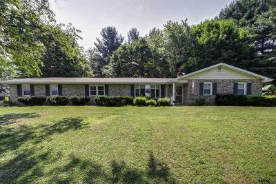 Single Family Home For Sale: 1638 Woodbine Road