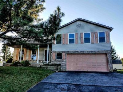 Single Family Home For Sale: 1049 Friar Run