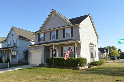 Gettysburg PA Single Family Home For Sale: $219,500