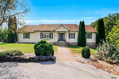 Gettysburg PA Single Family Home For Sale: $449,995