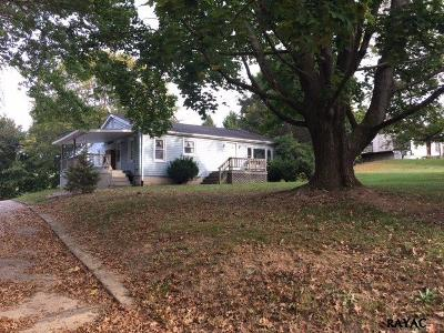 Single Family Home For Sale: 5165 N George Street