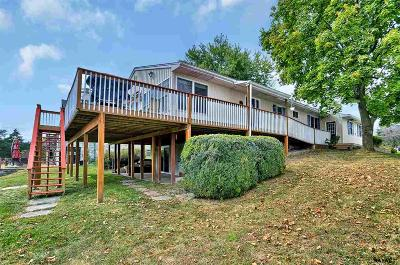 Gettysburg PA Single Family Home For Sale: $449,900