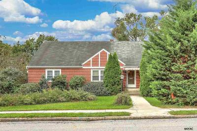 Gettysburg PA Single Family Home For Sale: $249,900