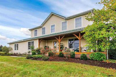 Gettysburg PA Single Family Home For Sale: $429,900
