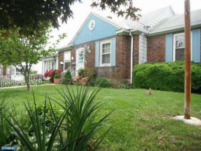 Philadelphia PA Single Family Home Sale Pending: $186,000