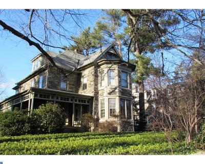 Philadelphia Single Family Home ACTIVE: 115 W Chestnut Hill Avenue