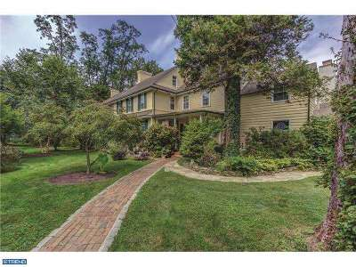Chadds Ford PA Single Family Home ACTIVE: $800,000