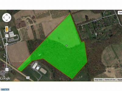 Honey Brook Residential Lots & Land ACTIVE: 1833 Horseshoe Pike