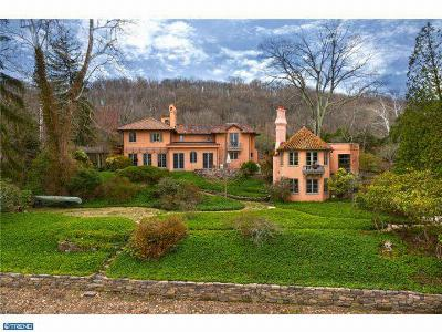 Solebury PA Single Family Home ACTIVE: $2,395,000