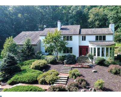 Chadds Ford PA Single Family Home ACTIVE: $1,099,000