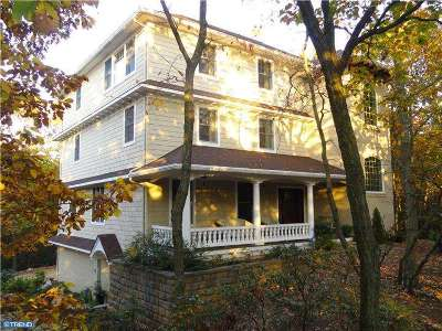 Gibbsboro Single Family Home ACTIVE: 201 S Lakeview Drive