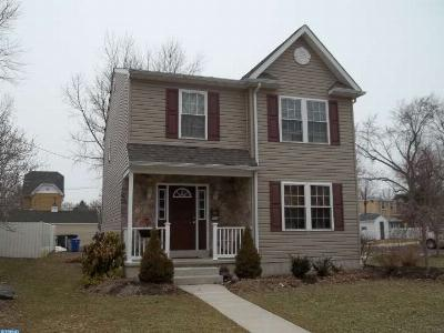 Swarthmore Single Family Home ACTIVE: Lot #1 Overbrook Drive