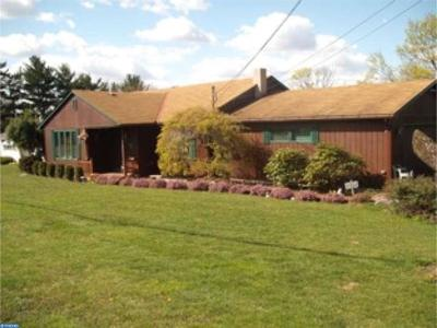 Single Family Home ACTIVE: 2410 Richlandtown Pike