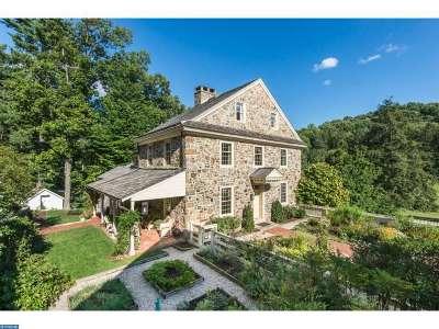 Pottstown PA Single Family Home ACTIVE: $2,600,000