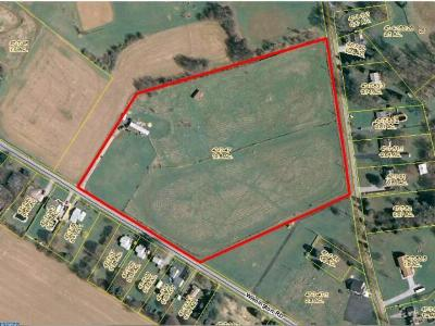 Coatesville Residential Lots & Land ACTIVE: 221 Wilmington Road