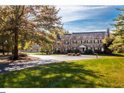 PA-Bucks County Single Family Home ACTIVE: 2385 Camp Rock Hill Road