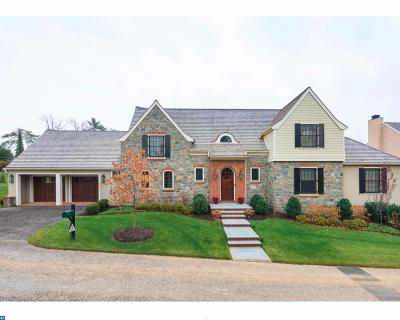 Villanova Single Family Home ACTIVE: 500 Thistlegreen Court
