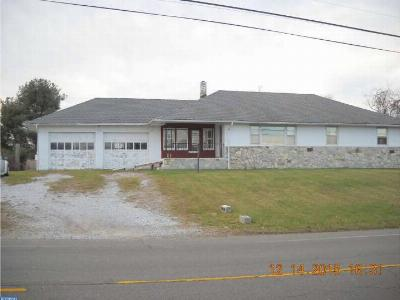 Wrightstown Single Family Home ACTIVE: 122 Province Line Road