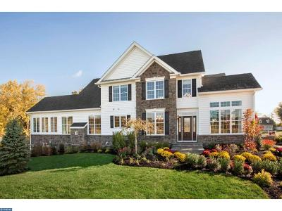 Newtown PA Condo/Townhouse ACTIVE: $619,995