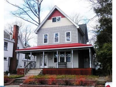 Delanco Single Family Home ACTIVE: 740 Rancocas Avenue