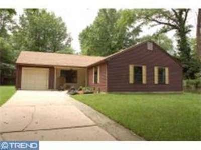 Cherry Hill Single Family Home ACTIVE: 7 Poplar Terrace
