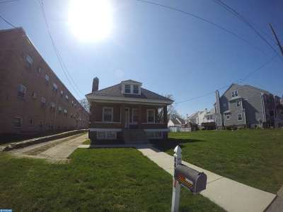 Holmesburg Single Family Home ACTIVE: 4414 Wingate Street