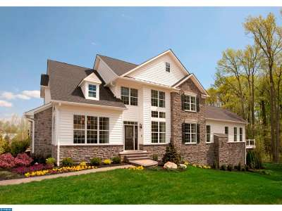 Yardley PA Condo/Townhouse ACTIVE: $538,995