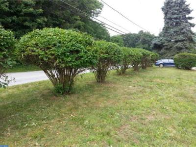 Coatesville Residential Lots & Land ACTIVE: 300 Oaklyn Road