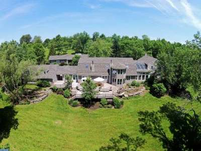 Newtown Single Family Home ACTIVE: 1636 Wrightstown Road